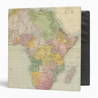 "África 28 carpeta 1 1/2"""