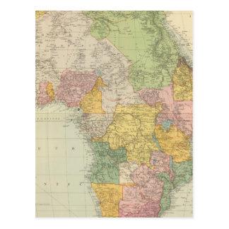 África 28 postal