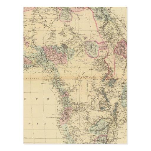 África 28 postales