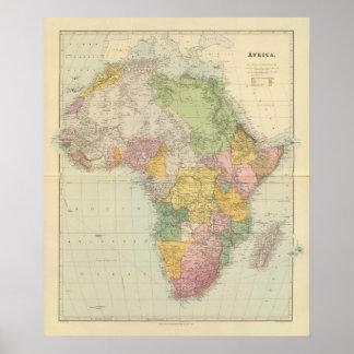 África 28 póster