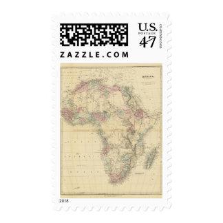 África 28 sellos