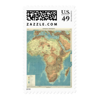 Africa 29 postage stamp