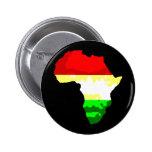 Africa 2 Inch Round Button
