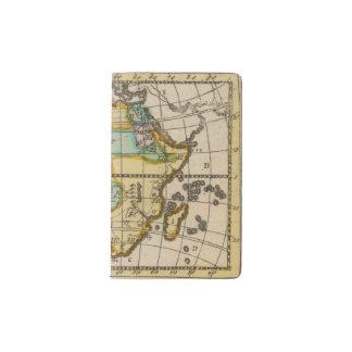 Africa 2 pocket moleskine notebook