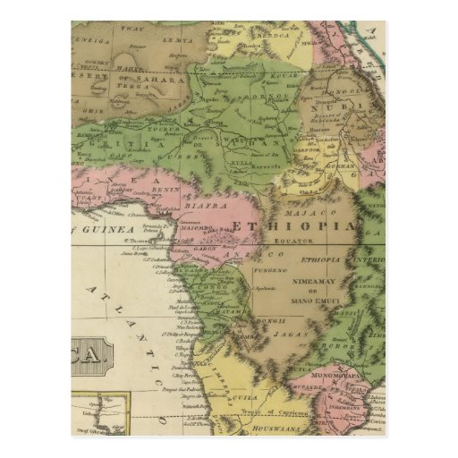 África 2 postal