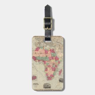 Africa 30 bag tag