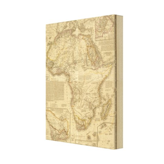 Africa 30 canvas print