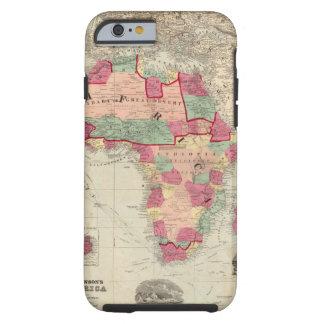 África 30 funda de iPhone 6 tough