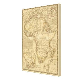 África 30 impresiones en lona
