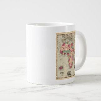 Africa 30 large coffee mug