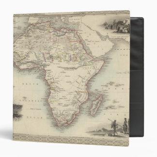 Africa 33 binder