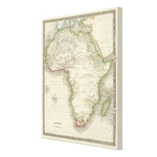 África 33 impresión en lona