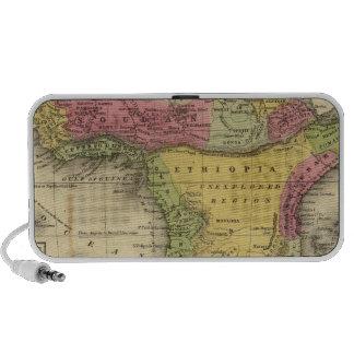 África 33 laptop altavoces