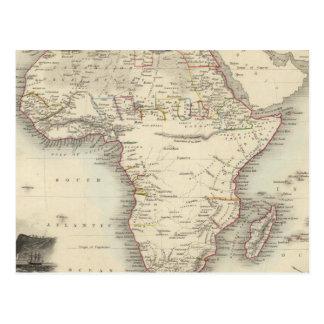 Africa 33 postcard