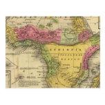 África 33 tarjetas postales