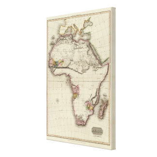 Africa 34 gallery wrap canvas
