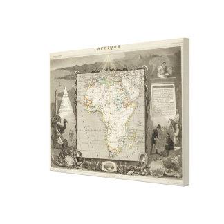 Africa 34 canvas print
