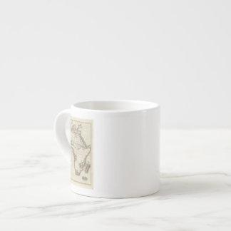 Africa 35 espresso cup
