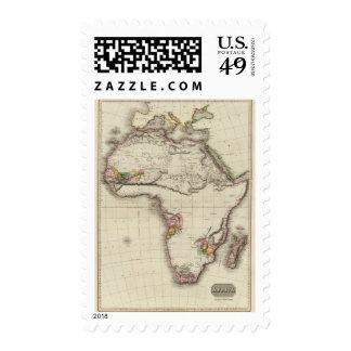Africa 35 postage stamp