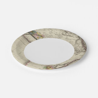 Africa 35 7 inch paper plate