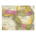 África 36 tarjetas postales