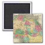 Africa 38 2 inch square magnet