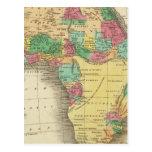 Africa 38 postcard