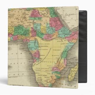 Africa 38 vinyl binders