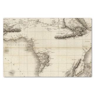 """Africa 39 10"""" x 15"""" tissue paper"""
