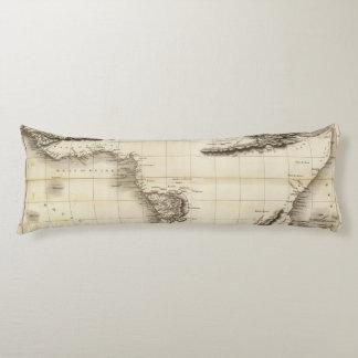 Africa 39 body pillow