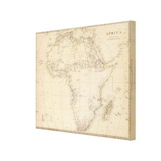 Africa 39 canvas print