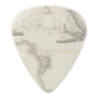 Africa 39 acetal guitar pick