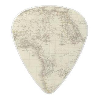 Africa 3 2 acetal guitar pick