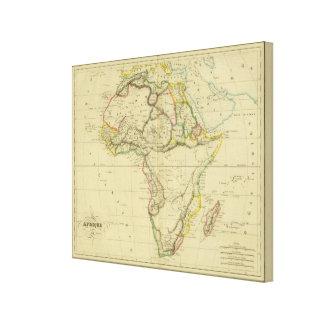 África 41 impresiones en lona