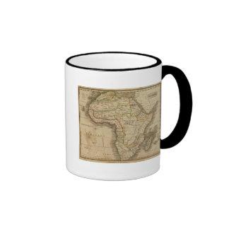 Africa 41 ringer mug
