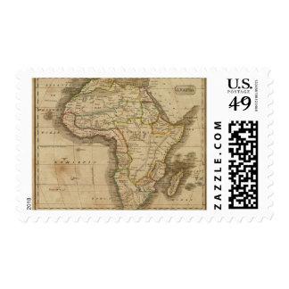 África 41 sellos