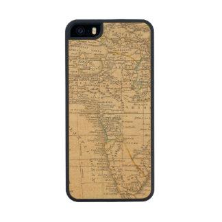 África 45 funda de madera para iPhone 5