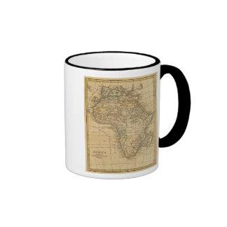 Africa 45 ringer mug
