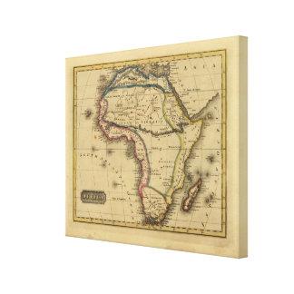 África 47 lona estirada galerias