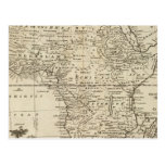 África 4 postales