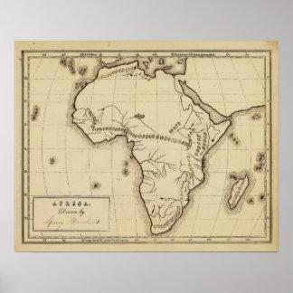 Africa 4 print