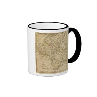 África 4 tazas de café