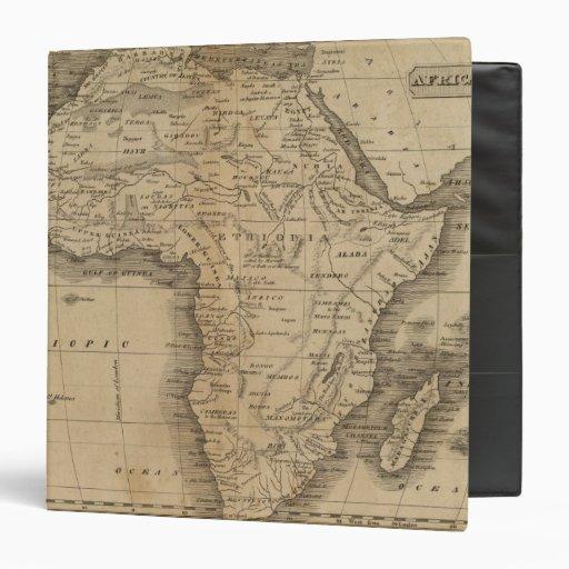 "África 50 carpeta 1 1/2"""