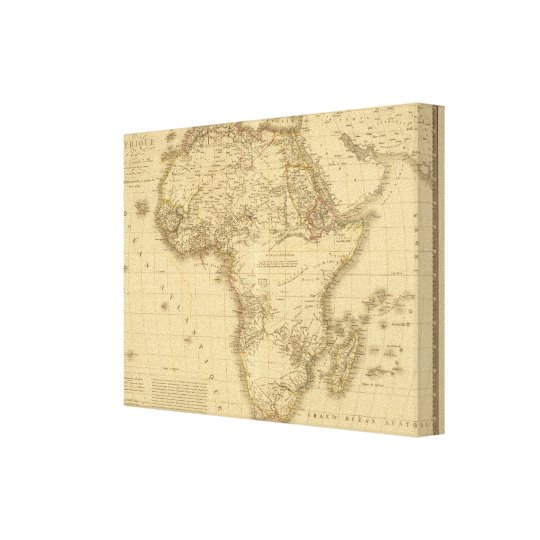 Africa 5 canvas print