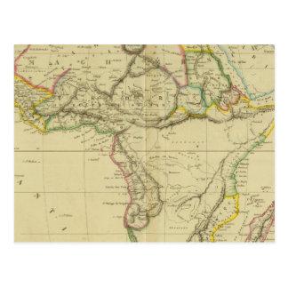África 6 postal