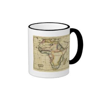 África 7 tazas de café