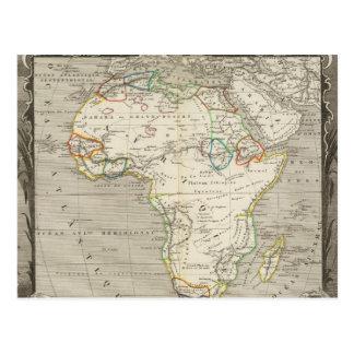 África 8 postal