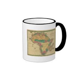 África 8 tazas