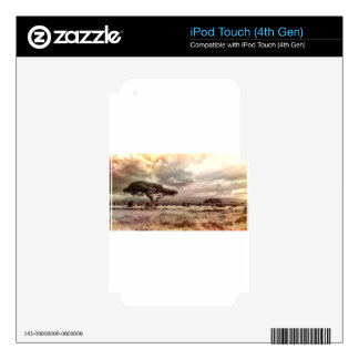 africa-944-land-wild-nature iPod touch 4G skin
