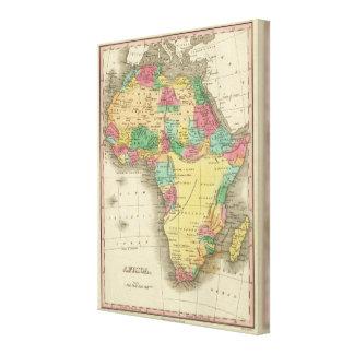 Africa 9 canvas print